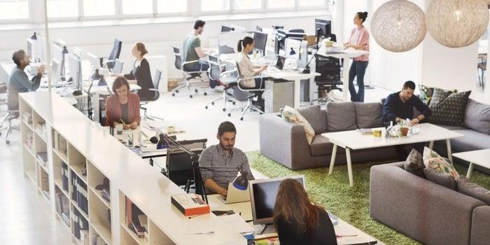 La crescita del Coworking in Europa