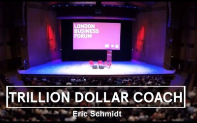 TRILLION Dollar Coach: l'uomo dietro il successo di Google, Amazon e Apple