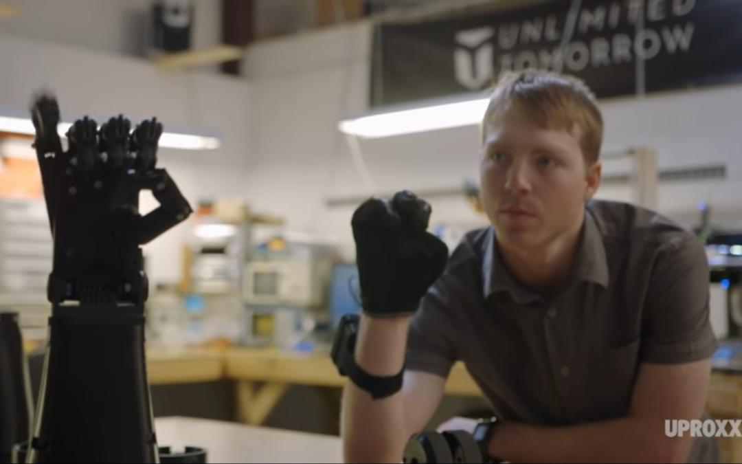Easton LaChappelle, il nuovo genio che cambierà il mondo della robotica